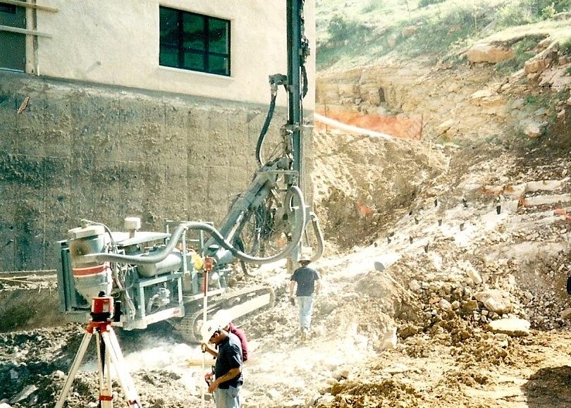 Rock Blasting Service : About us hardrock blasting inc
